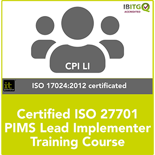 ISO 27701 PIMS Lead Implementer Online Training Course