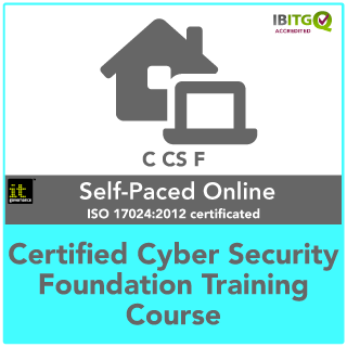 Certified Cyber Security Foundation Distance Learning Training Course