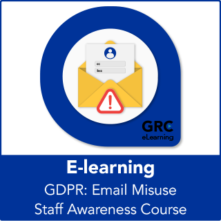 GDPR: Email misuse e-learning course