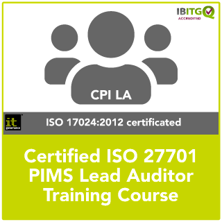 ISO 27701 PIMS Lead Implementer Instructor-Led Online Training Course