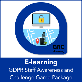 GDPR Staff Awareness and Challenge Game Package