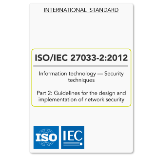 ISO27033-2 (ISO 27033-2) Design and Implementation of Network Security (Single-User Download)