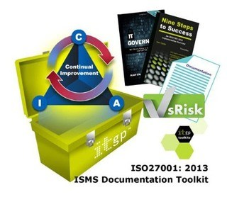 No 3 Comprehensive ISO27001 2005 ISMS Toolkit
