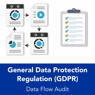 GDPR and DPA data flow audit service