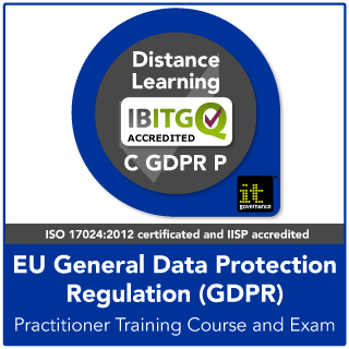 GDPR Practitioner distance learning training course